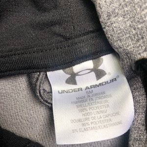 Under Armour Tops - Under Armour Sweatshirt Women's Size Small Grey